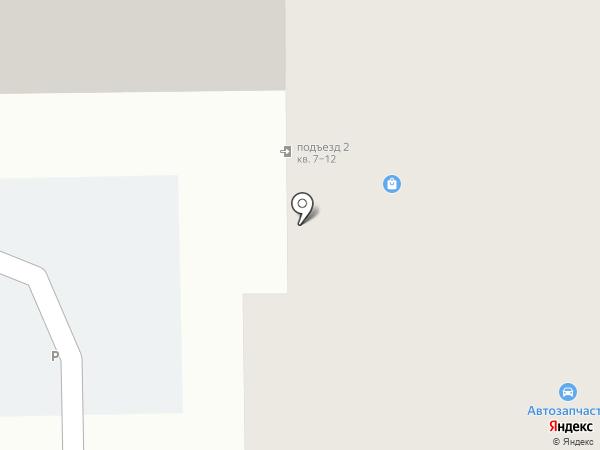 Контур на карте Копейска