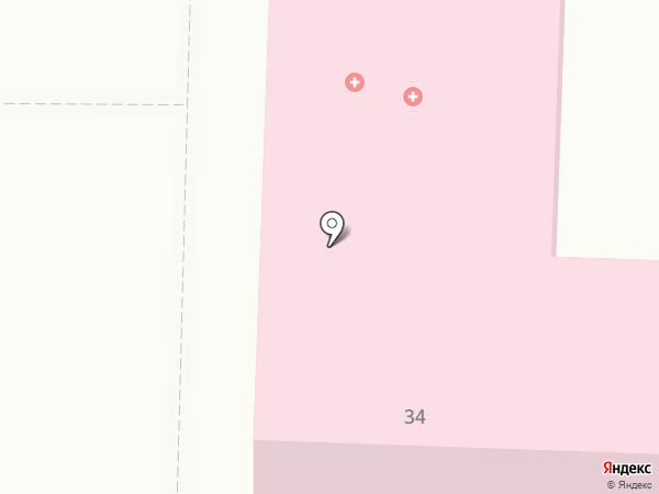 Бюро медико-социальной экспертизы по Челябинской области на карте Копейска