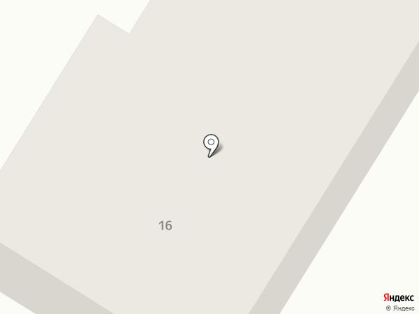 Продуктовый магазин на ул. Меховова на карте Копейска