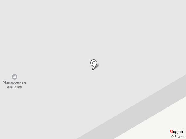 Макиз на карте Копейска