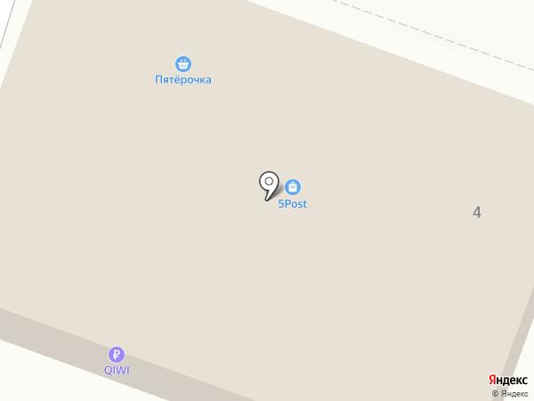 Cyberplat на карте Копейска