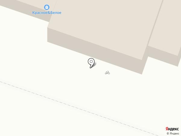 Магазин игрушек и хозяйственных товаров на карте Копейска