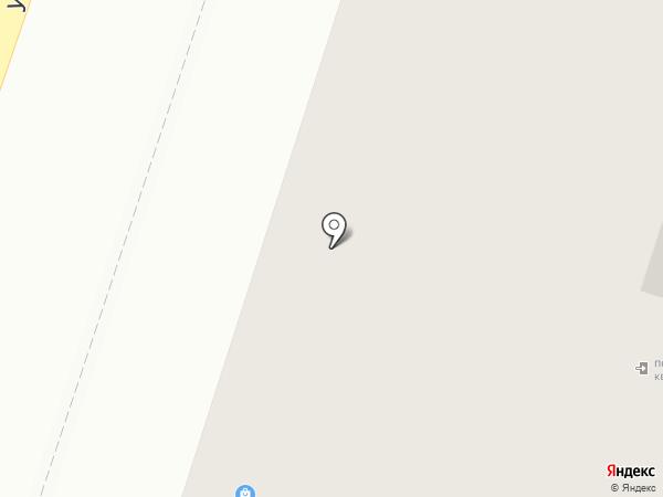 Детская библиотека №8 на карте Копейска