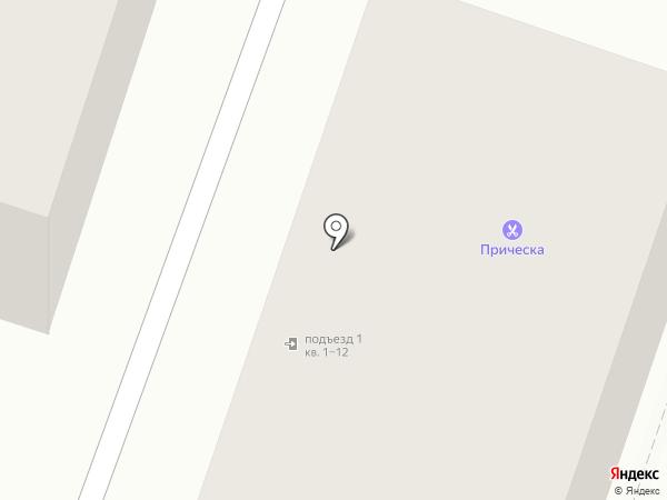 Прическа на карте Копейска
