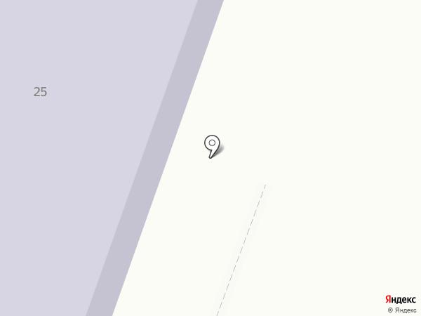 Средняя общеобразовательная школа №47 на карте Копейска