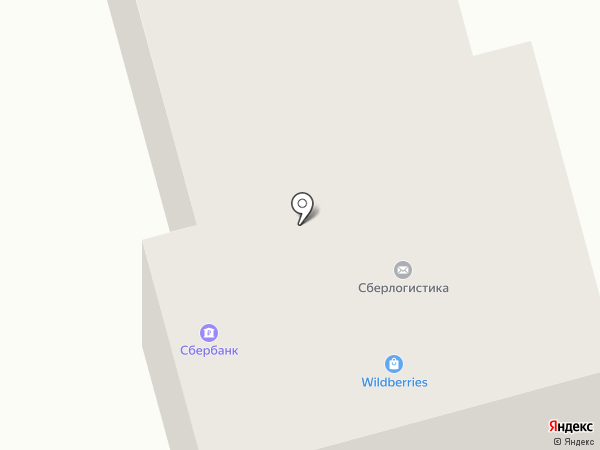 Банкомат, Уральский банк Сбербанка России на карте Копейска