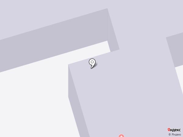 Детский сад №24 на карте Копейска