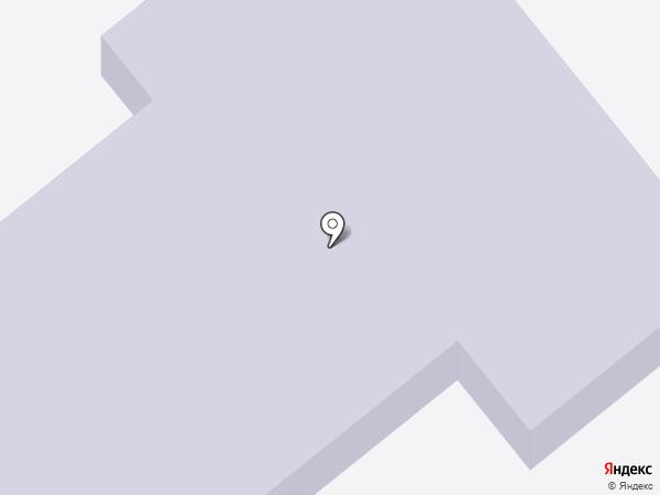 Козыревская средняя общеобразовательная школа на карте Мирного