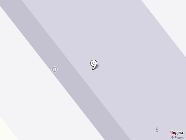 Детский сад №5 на карте Мирного