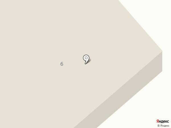 Мирненский сельский дом культуры на карте Мирного