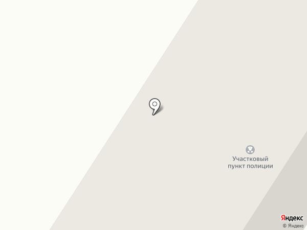 Рубеж на карте Каменска-Уральского