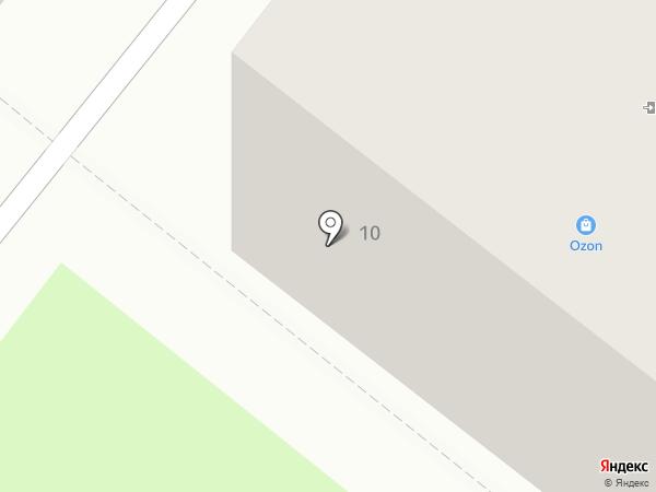 Натали на карте Каменска-Уральского