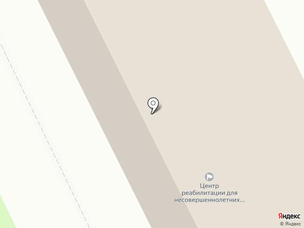 Каменск-Уральский детский дом на карте Каменска-Уральского