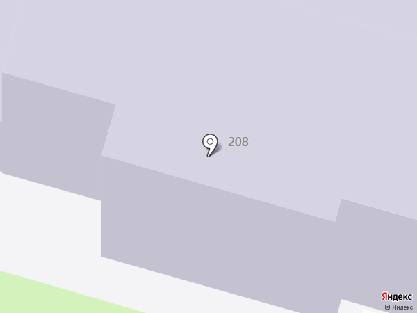 Средняя общеобразовательная школа №32 на карте Каменска-Уральского