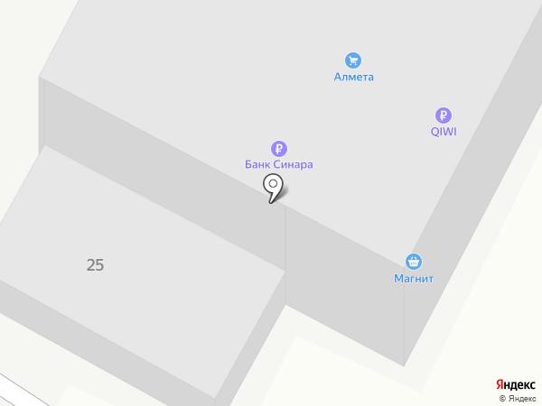 Банкомат, Сбербанк, ПАО на карте Позарихи
