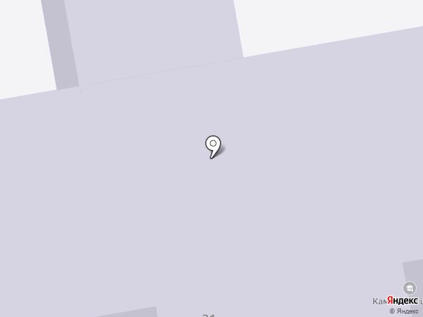 Каменская средняя общеобразовательная школа на карте Позарихи