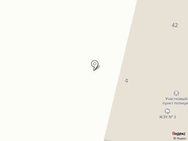 Синара-Пограничник на карте Каменска-Уральского