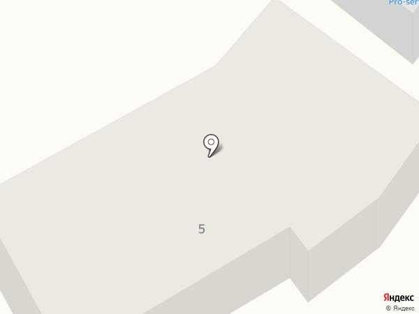 Автоцентр на карте Позарихи
