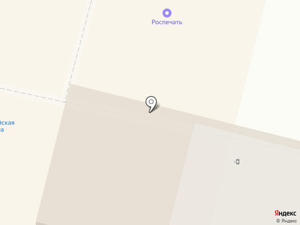 Фермерский на карте Каменска-Уральского