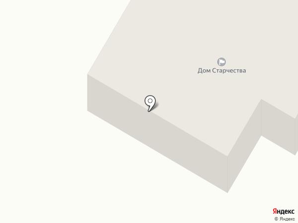 Дом старчества на карте Позарихи