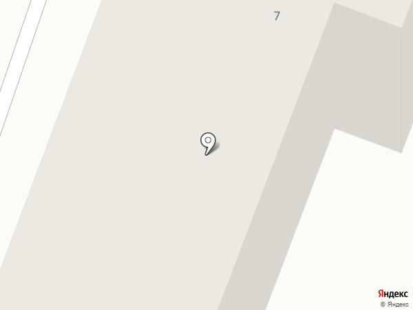 Участковый пункт на карте Каменска-Уральского