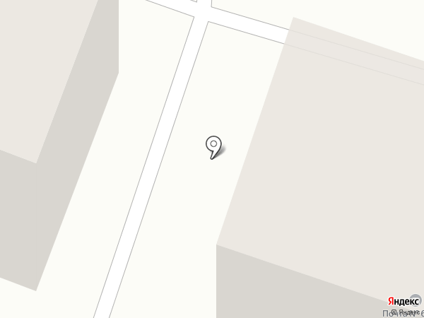Почтовое отделение №1 на карте Каменска-Уральского
