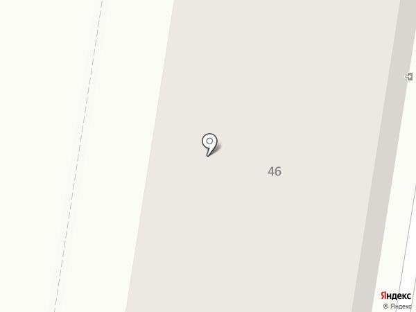 Уральский торговый дом плюс на карте Каменска-Уральского
