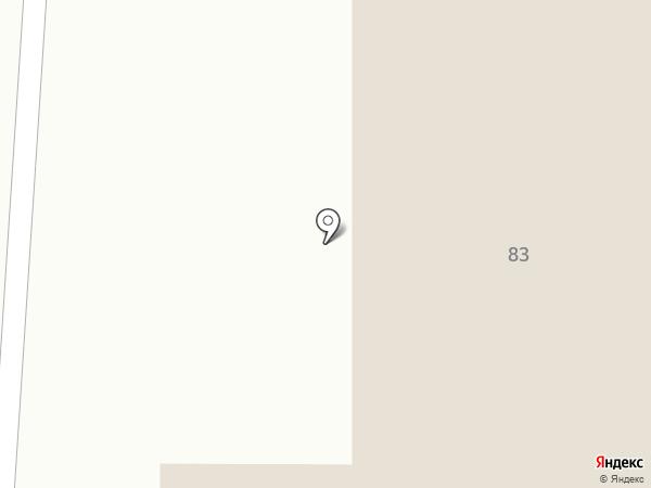 Столовая на ул. Карла Маркса на карте Каменска-Уральского