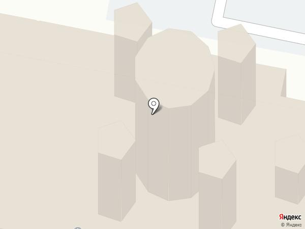 Преображенский мужской монастырь на карте Каменска-Уральского
