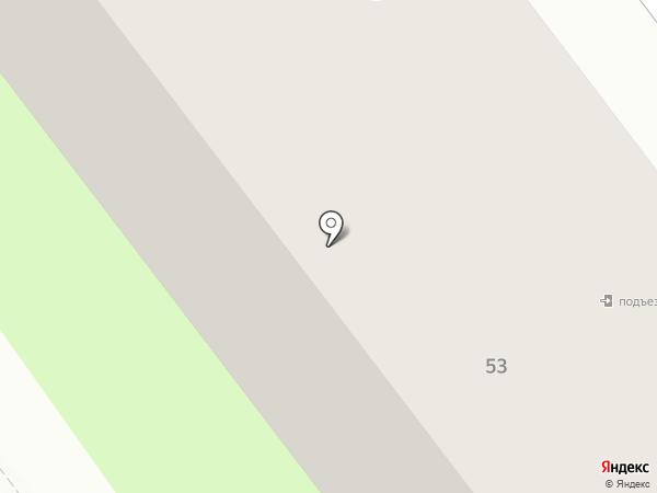 Ворота России на карте Каменска-Уральского