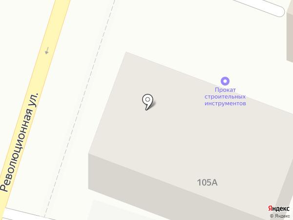 Прокат инструмента на карте Каменска-Уральского