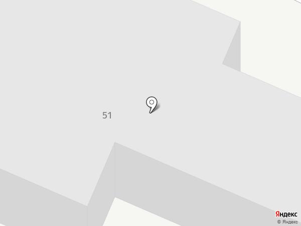 Торгово-промышленная база на карте Каменска-Уральского