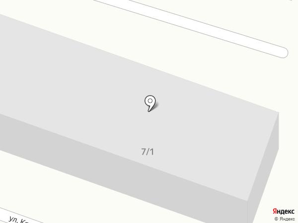 ДАcar на карте Каменска-Уральского