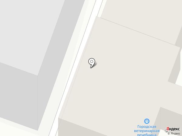 Автосервис на карте Каменска-Уральского