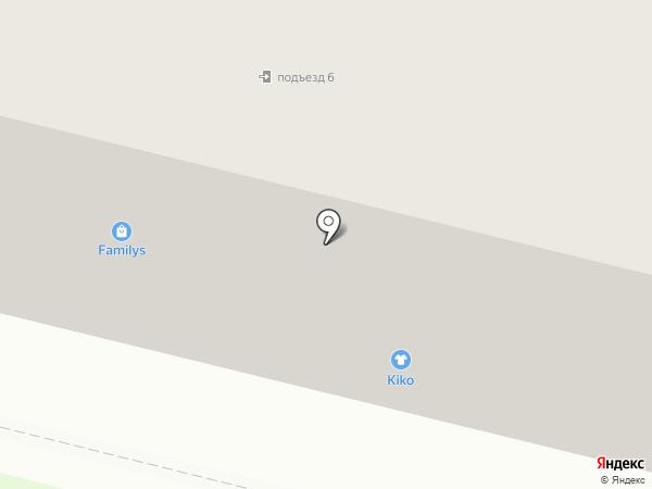 KIKO на карте Каменска-Уральского