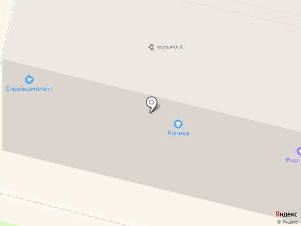 Комиссионный магазин изделий из меха на карте Каменска-Уральского