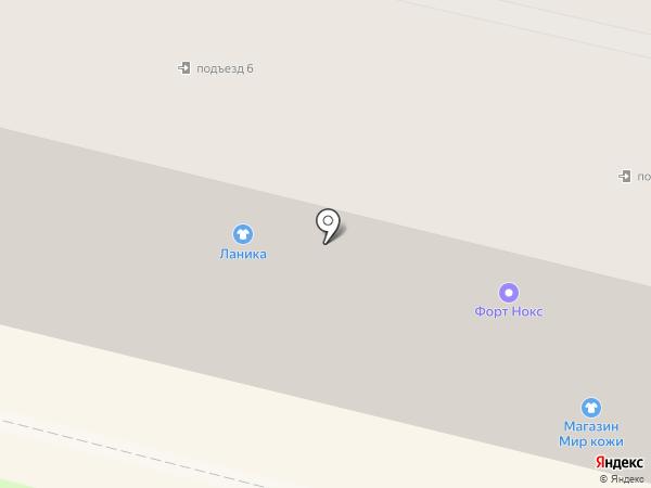 MODNO на карте Каменска-Уральского