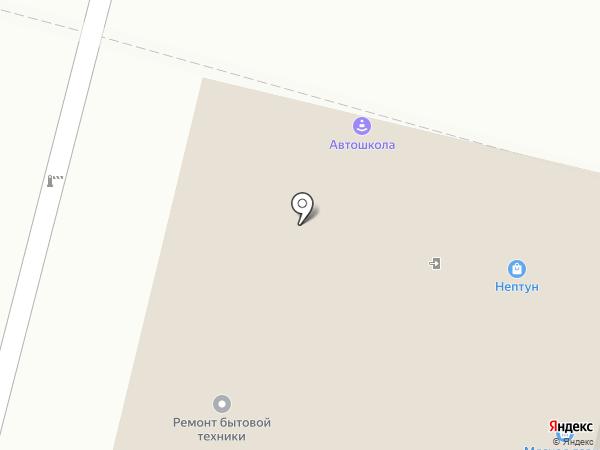 Мулатка на карте Каменска-Уральского