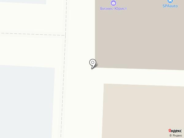 Детский дворик на карте Каменска-Уральского