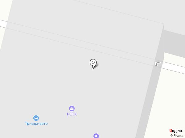 Тахо-град на карте Каменска-Уральского