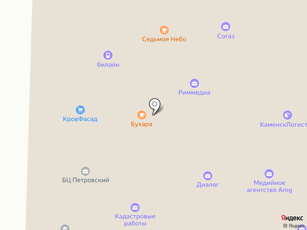lotos на карте Каменска-Уральского