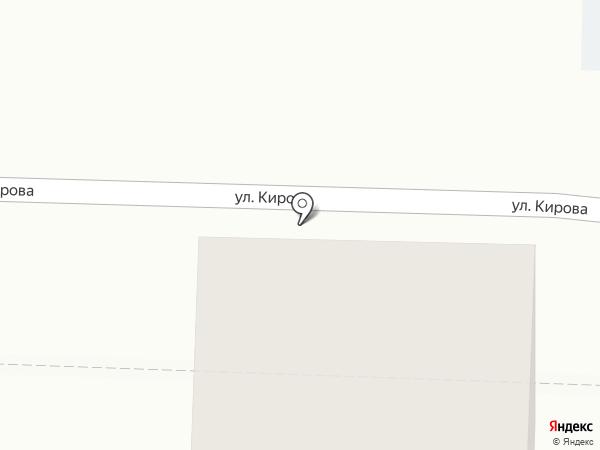 Marca на карте Каменска-Уральского