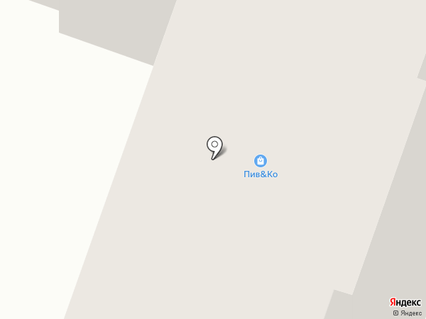 Уральский строитель на карте Каменска-Уральского