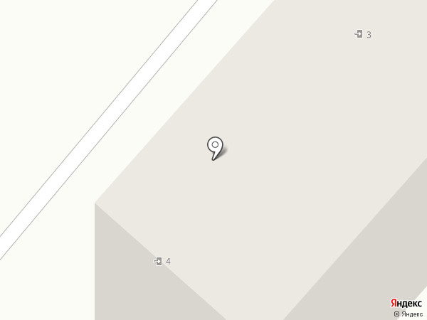 Чайка на карте Каменска-Уральского
