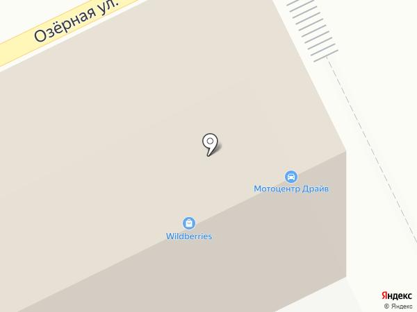 Drive на карте Каменска-Уральского