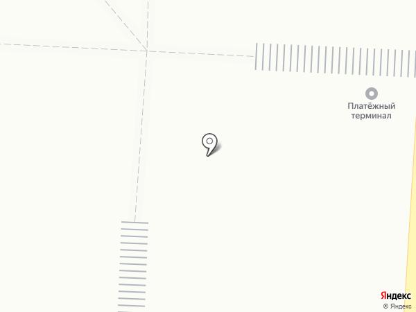 Киоск фаст-футдной продукции на карте Каменска-Уральского
