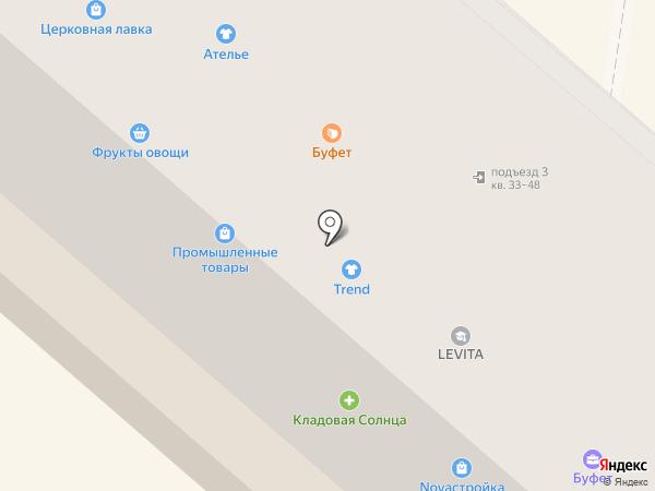 Банкомат, Уралтрансбанк на карте Каменска-Уральского