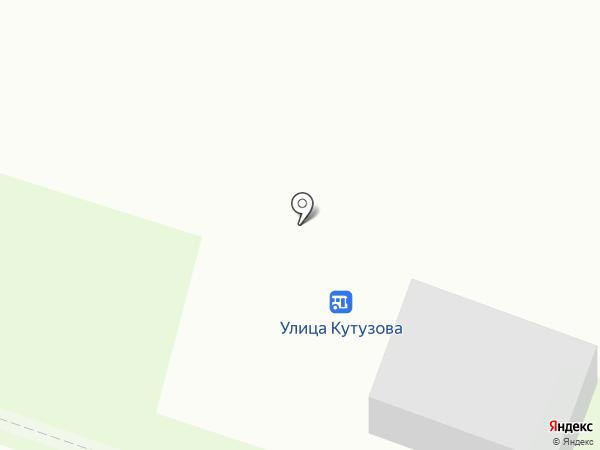 СЕМИЦВЕТИК на карте Каменска-Уральского
