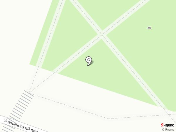 Автостоянка на карте Каменска-Уральского