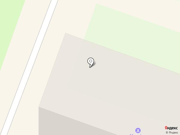 Почтовое отделение №30 на карте Каменска-Уральского